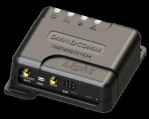 Бортовой терминал Omnicomm GPS/Глонасс навигации