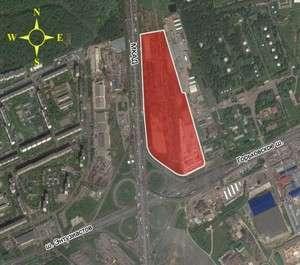 Земельный участок 12 га пересечение МКАД и М 7 в Москве Фото 1