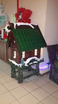 Интерьерный домик