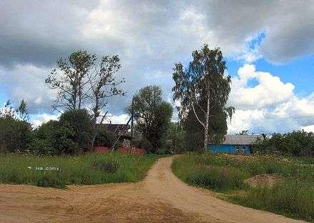Земельный участок в Подмосковье