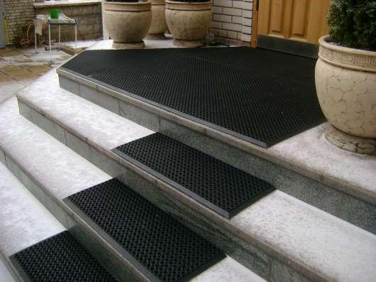 Резино-сотовые покрытия «NOTRAX» (Нидерланды)