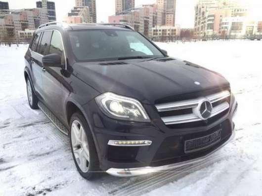 Mercedes-Benz GL500, цена 4 199 000 руб.,в Москве Фото 1