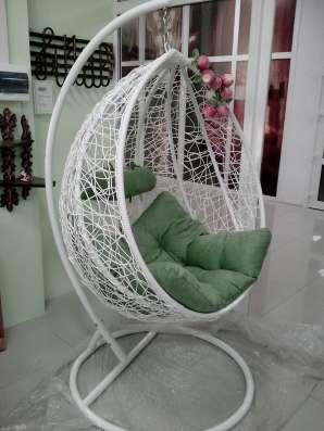 Подвесное кресло Крит ТР 1133 Натур Мебель Юг