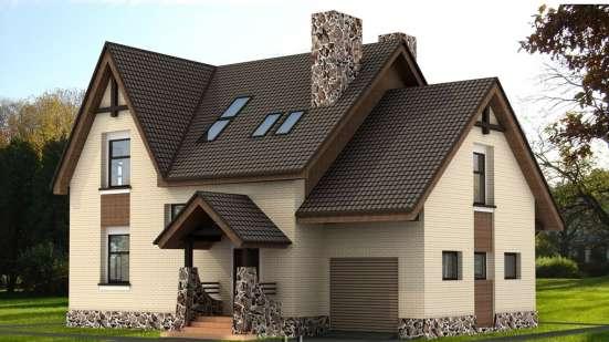 Строительство индивидуальных, промышленных и жилых зданий