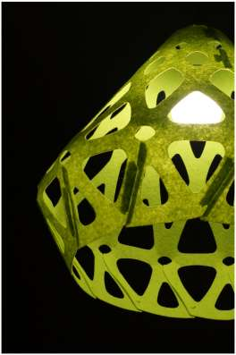 Плафон ZAHA LIGHT. Белый, желтый и зеленый в Санкт-Петербурге Фото 2