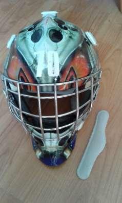 Продам шлем вратарский в Оренбурге Фото 1