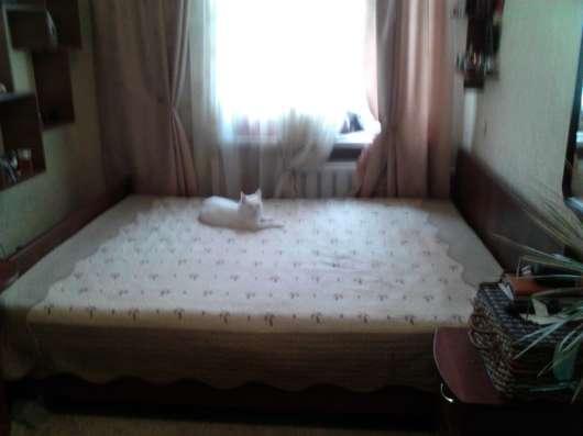 Кровать, итальянский орех