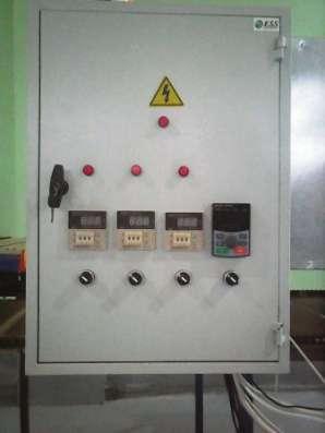 Щиты управления для сушильных камер в г. Ташкент Фото 1