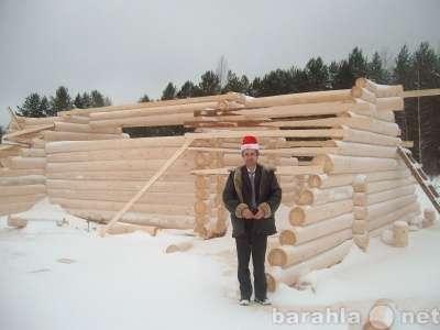 Сруб дома 12х12 ручной работы в Нижнем Новгороде Фото 2