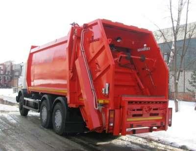 грузовой автомобиль МАЗ КО-427-90 в Омске Фото 3