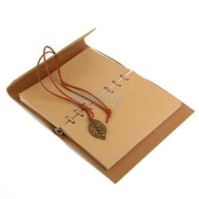 Дневник выполненный в старинном стиле