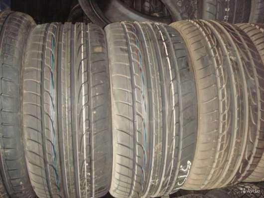 Новые Dunlop 215/55 R16 SP Sport Maxx 93Y