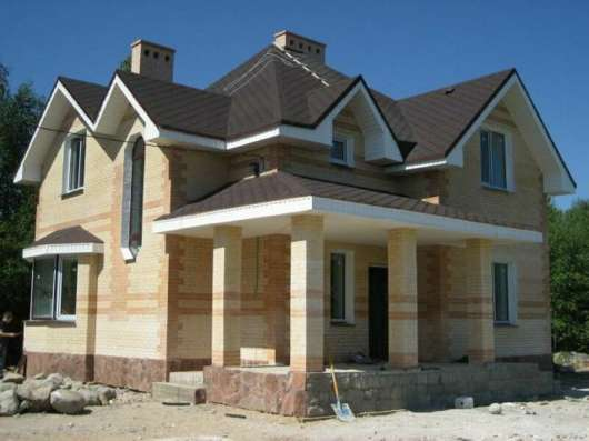 Индивидуальное строительство домов под ключ
