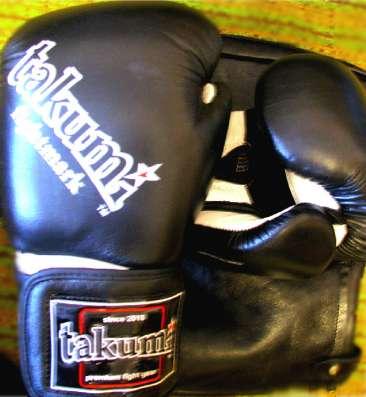НОВЫЕ бокс. перчатки TAKUMI G2 ULTIMATE 16 OZ