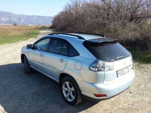 Продажа авто, Lexus, RX, Автомат с пробегом 174000 км, в Геленджике Фото 2