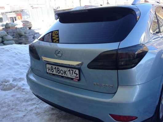 Продажа авто, Lexus, RX, Автомат с пробегом 65570 км, в Челябинске Фото 1