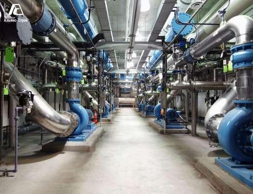 Прокладка инженерных сетей, трубопроводов и коммуникаций