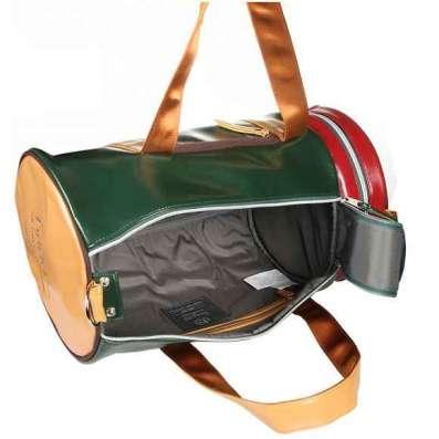 Дорожная сумка Mano Weekender 49823710 green в Москве Фото 3