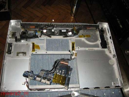 Разбираю MacBook Pro А1226