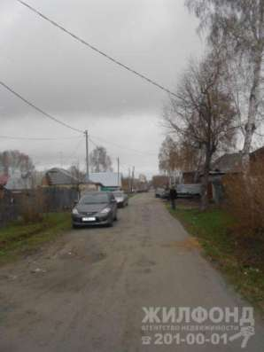 дом, Новосибирск, Тамбовская, 62 кв.м. Фото 1