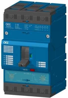 Автоматический выключатель в литом корпусе