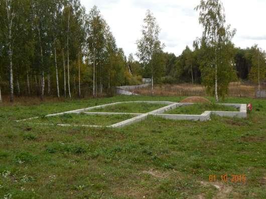 Зем. участок 14 соток, с фундаментом, коммуник. по границе в Смоленске Фото 4