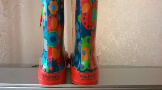 Новые резиновые сапожки Tuc tuc (Испания) р-р 26 в Ярославле Фото 3