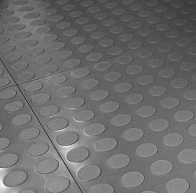 Резиновая плитка для пола Резиплит-Монета