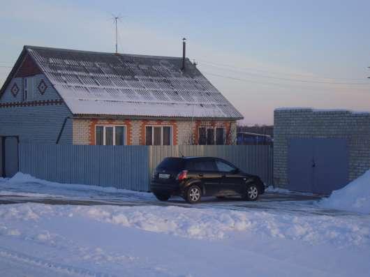 Продается благ. дом на юге Тюменской области
