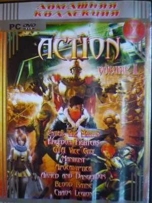 Сборники компьютерных игр на DVD дисках в Москве Фото 1