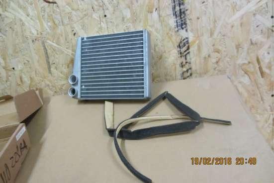 Радиатор отопителя Volkswagen Golf 5 и на многие другие