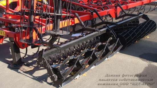 Культиватор сплошной обработки КСО 4,8 прицепной в Краснодаре Фото 1