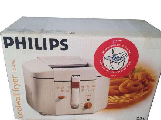 Фритюрница Philips HD 4287
