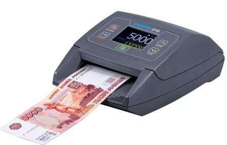 Автоматический детектор банкнот Дорс 210 Антистокс