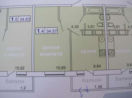 Меняю или продаю однокомнатную квартиру и дачу в 20 минутах от Ладожской на большую