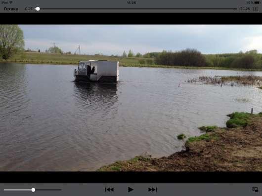 Вездеход плавающий в Рязани Фото 1