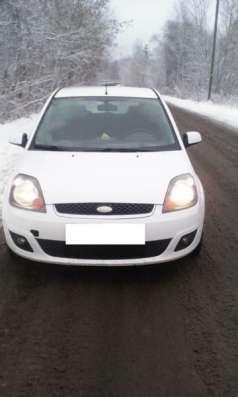 подержанный автомобиль Ford Fiesta