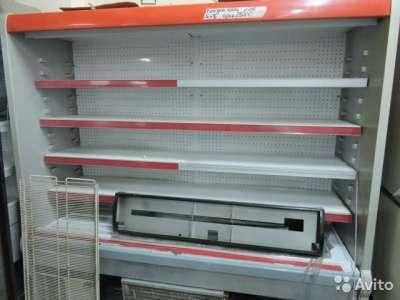 торговое оборудование Холодильная горка N129