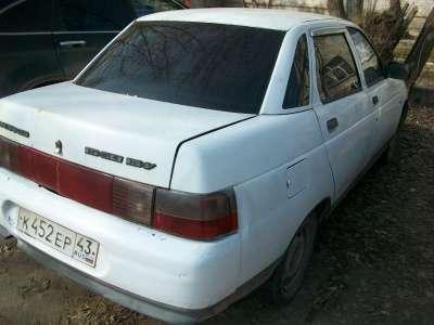 подержанный автомобиль ВАЗ 2110
