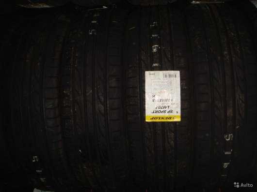 Новые Dunlop 195/65 R15 SP Sport LM704 91V в Москве Фото 2