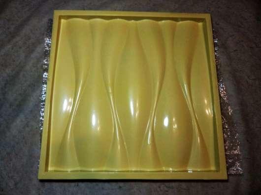 Формы для 3д панелей из полиуретана в Тамбове Фото 2