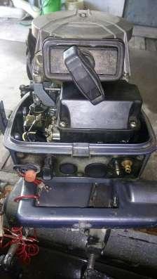 Продам лодочный мотор YAMAHA 8,S (381 мм), из Японии,2-х та в Владивостоке Фото 2
