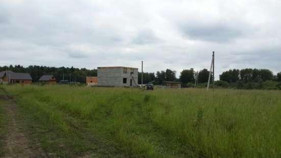 участок ижс в Перевалово