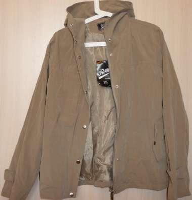 Куртка-ветровка, новая, р-р 48 (50)