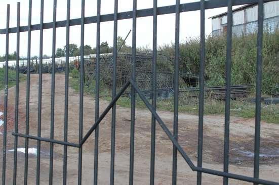 Заборные секции в Курске Фото 1