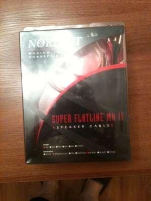 Продам Акустический кабель Nordost Super Flatline Mk 2