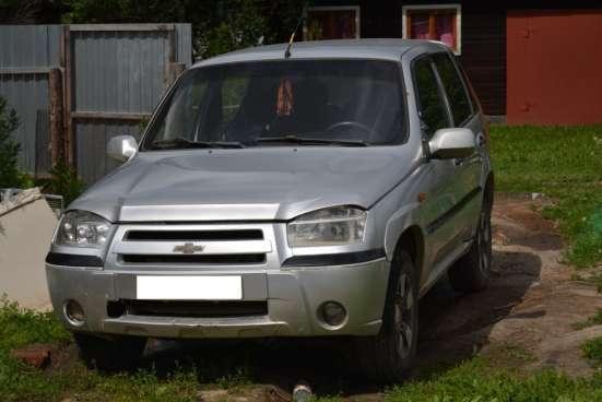 Продажа авто, Chevrolet, Niva, Механика с пробегом 145000 км, в Рыбинске Фото 3
