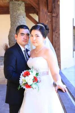 Продаю очень красивую европейскую свадебную платье в г. Алматы Фото 4