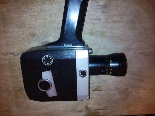 ручная съемочная камера ссср