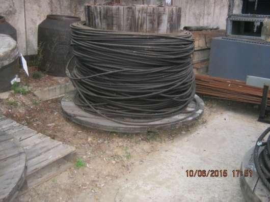 Канат стальной (трос)Д- 19,5мм